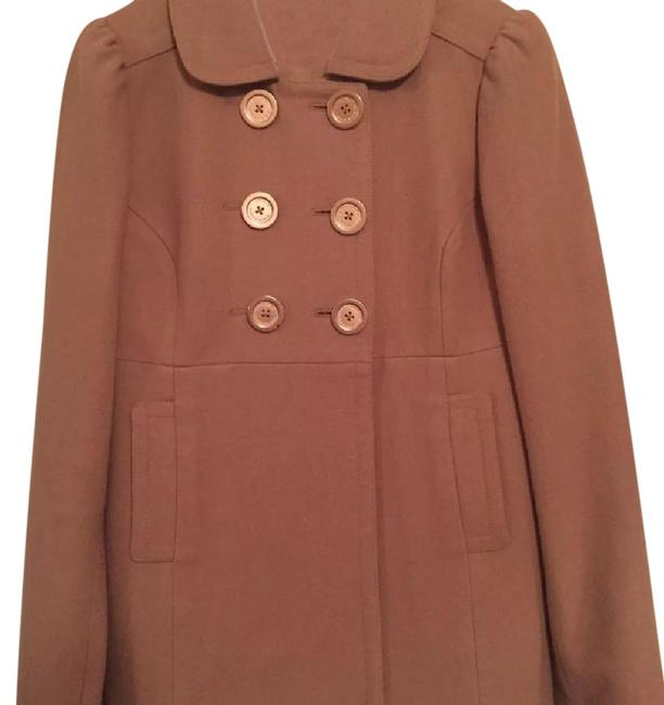 Preload https://img-static.tradesy.com/item/20420027/juicy-couture-tan-camel-xss-color-coat-size-2-xs-0-1-650-650.jpg