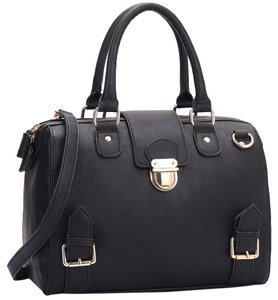 Other Classic Vintage The Treasured Hippie Large Handbags Satchel in Black