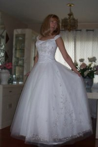 Alfred Angelo Holiday Sale Wedding Dress