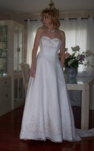 Maggie Sottero Holiday Sale Wedding Dress