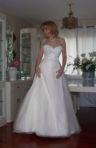 Jim Hjelm Holiday Sale Wedding Dress