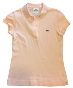 Lacoste Button Down Shirt light pink