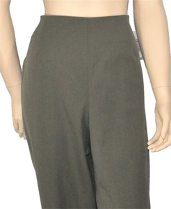 Saks Fifth Avenue Khaki Dress Trouser Pants Green