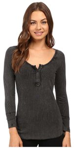 Free People Ob534015 Henley Sweater