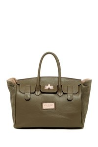 Valentino Satchel in Army Green