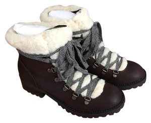 Madden Girl Brown Multi Boots