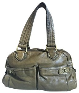 Marc by Marc Jacobs Monogram Satchel in Olive