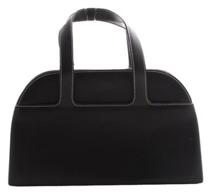 Ralph Lauren Black Label Satchel in black