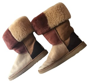 UGG Australia Multiple shades of brown Boots