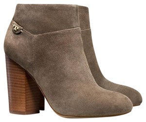 Tory Burch LAN Grey Boots