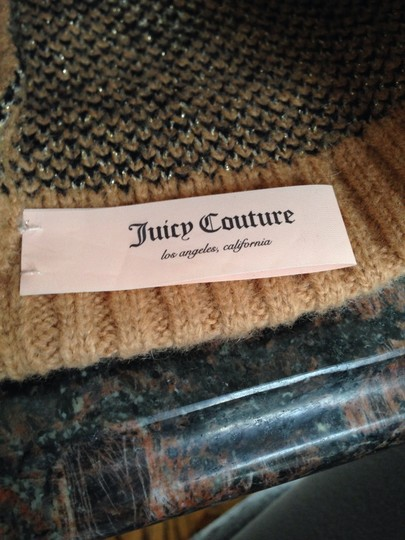 Juicy Couture Juicy Couture Leopard Pom Pom Hat
