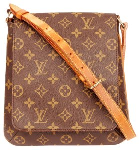Louis Vuitton Monogram Canvas Classic Musette Salsa Musette Shoulder Bag