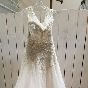 Justin Alexander Justin Alexander 9780 Wedding Dress