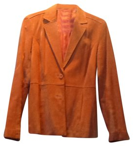 Liz Claiborne Light rust Blazer