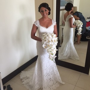 Romona Keveza Legends Wedding Dress