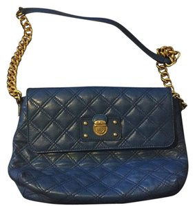 Marc Jacobs royal blue Messenger Bag