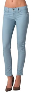 DL1961 Pastel Spring Cropped Capri/Cropped Denim-Light Wash