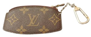 Louis Vuitton Louis Vuitton Monogram Coin Purse