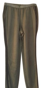 Zadig & Voltaire Relaxed Pants green and black
