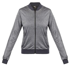 Splits59 Giselle Grey Bomber Jacket