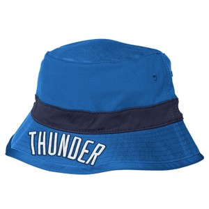 adidas Oklahoma City Thunder OKC NBA Adidas Bucket Blue Fishing L/XL Hat Cap