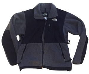 The North Face Gray/Black Jacket