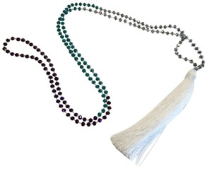 Zacasha Zacasha Tassel Necklace