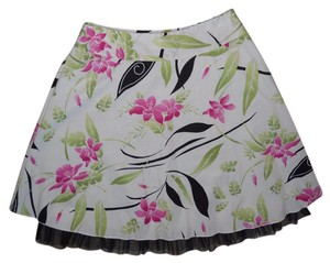 Other Flare Skirt Multi-Color