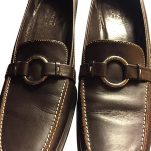 Coach chestnut Pumps