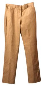 G. Gigli Straight Leg Jeans-Coated