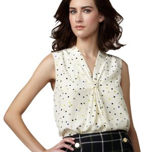 Kate Spade Top Cream