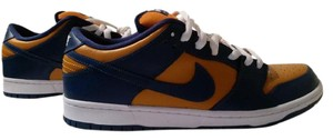 Nike Blue / Mustard Orange Athletic