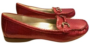 White Mountain Jewel Accent Pink Flats