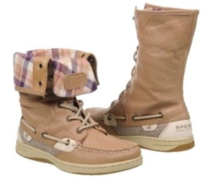 Sperry Top-Sider Beige Boots
