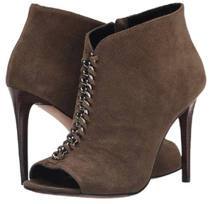 Coach Olive Green Boots