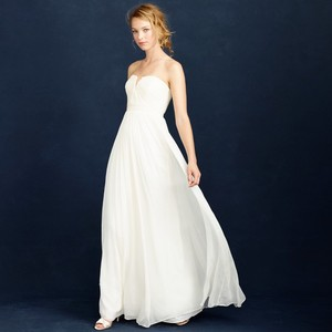 J.Crew Nadia Gown - Ivory - Number 02176 Wedding Dress