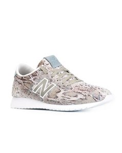 New Balance snakeskin Athletic