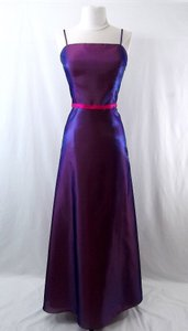 Venus Bridal Eggplant/fuschia D4010 Dress
