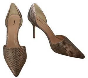 J.Crew Natural Ayer Pumps