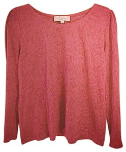 Ann Taylor LOFT Top Cranberry