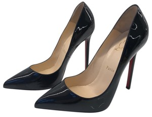 Christian Louboutin New Tags Never Worn Black Pumps