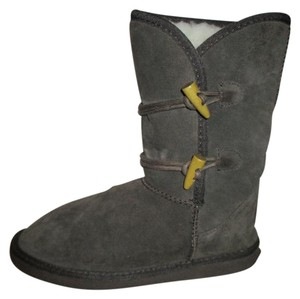 Ukala Suede Wool brown Boots