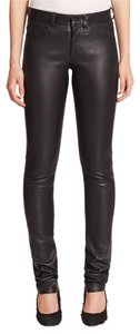 Helmut Lang Leather Pants