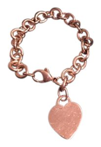 Tiffany & Co. Heart and toggle bracelet