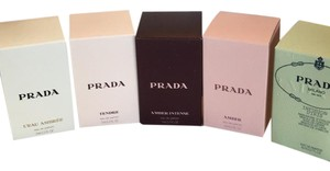 Prada Prada miniature limited edition