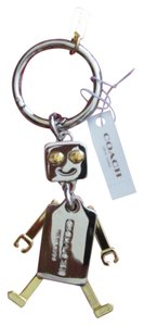 Coach Coach F65429 Robot Key Chain