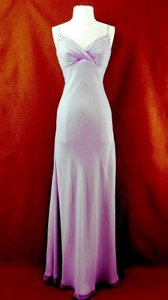 Venus Bridal Orchid/Lavender D536 Dress
