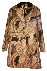 Etro Black with paisley Blazer