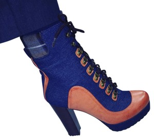 Luichiny Denim Boots