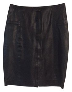 Mango Skirt black